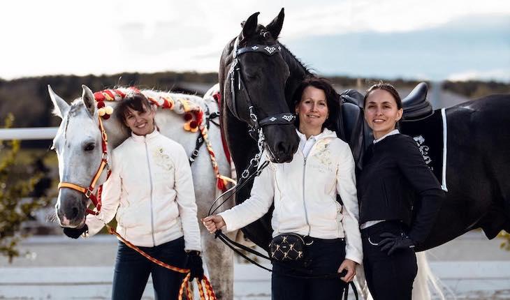 Подбор лошадей за границей